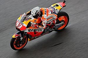 MotoGP Antrenman raporu Malezya MotoGP 4. antrenman: Marquez lider!
