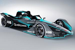Ecco l'incredibile vettura della Formula E che verrà!