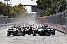 Формула E В Techeetah пропустили столкновение между своими пилотами