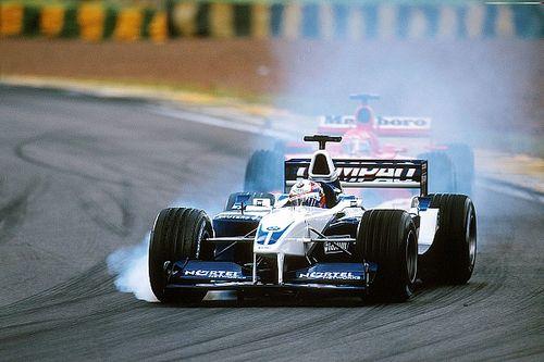 Montoya rappelle à Norris son expérience d'Interlagos en 2001