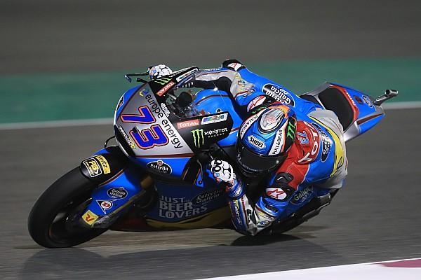 Moto2 Qualifying report