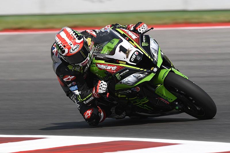 Superbike-WM in Misano: Jonathan Rea dominiert Rennen 1