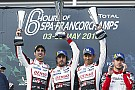 Spa WEC: Toyota takes 1-2, Alonso wins on debut