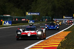 WEC Breaking news Lotterer: Privateers being unable to race Toyota is