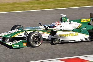 Super Formula Testing report Nakajima quickest on second Super Formula  test day