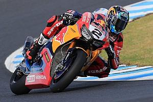 Superbike-WM News Honda: Misslungener Test mit Magneti-Marelli-Elektronik