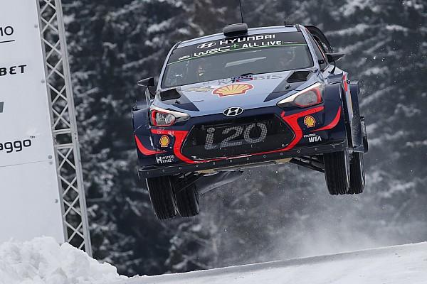 WRC Gara Neuville si riscatta e regala a Hyundai la vittoria al Rally di Svezia!