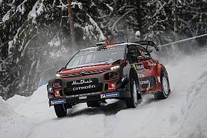 WRC Motorsport.com hírek Az első képek az idei Svéd Raliról