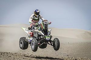 Dakar Entrevista El renacimiento de Ignacio Casale para dominar en quads