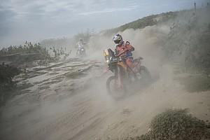 Dakar Motorsport.com hírek Dakar 2018: bukott, így kiesett a motorosok címvédője