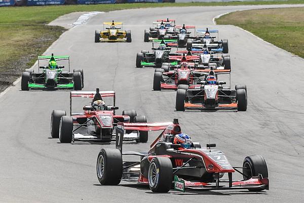 Formulewagens: overig Raceverslag Verschoor domineert eerste race Toyota Racing Series