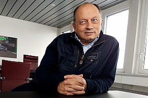 Formule 1 Interview Vasseur :