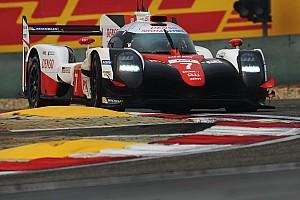 WEC Qualifyingbericht WEC Schanghai 2017: Toyota erringt hart erkämpfte Pole-Position