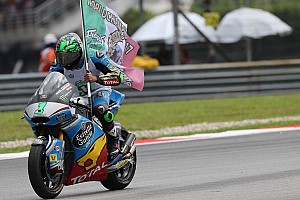 Moto2 Top List VIDEO: Perayaan juara dunia Morbidelli