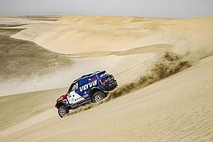رالي قطر الصحراوي: برزيغونسكي يُحرز فوزًا مفاجئًا بعد انسحاب العطية
