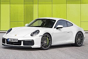 Automotive Breaking news Electric Porsche 911 officially ruled out for at least 10 years