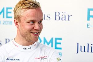 Rosenqvist kembali membela Mahindra
