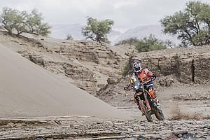 Dakar Nieuws Dakar 2018: twaalfde etappe voor motoren en quads geannuleerd