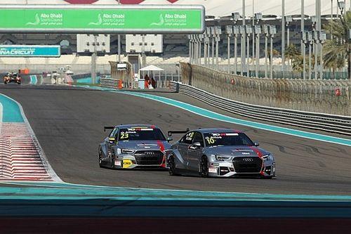 تي سي آر الشرق الأوسط: ألتو ينطلق أوّلًا في السباق الافتتاحي في أبوظبي