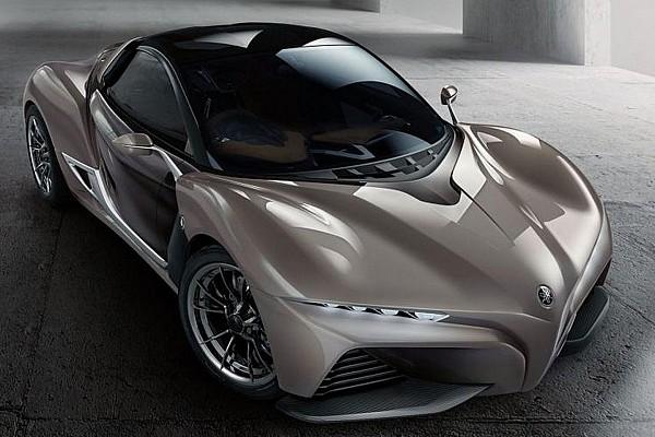 Automotive Noticias de última hora Yamaha presentará un prototipo... de coche