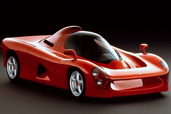 Automotive Remembering Yamaha's F1-engined road car