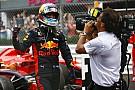 Formule 1 Ricciardo a