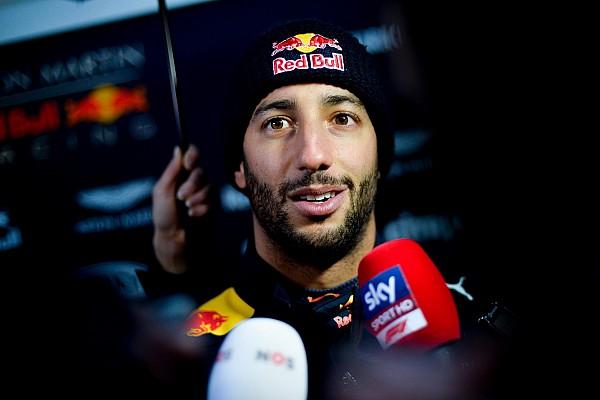 Ricciardo, Red Bull ile görüşmelerin Nisan'da başlamasını bekliyor