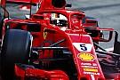 """F1技術分析:フェラーリの""""ミラー""""の効果は? リヤには謎のトンネルも"""