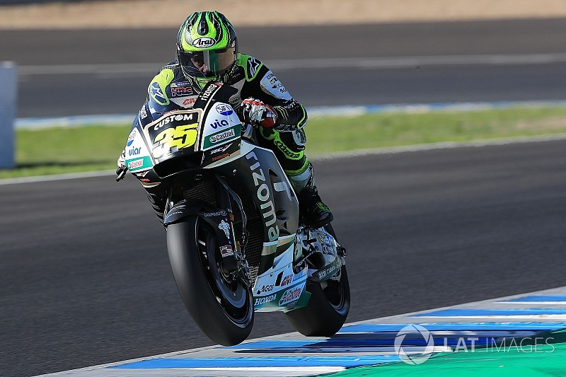 Crutchlow wants more