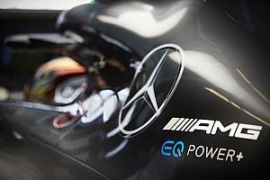 Le moteur Mercedes prêt à franchir la barre des 1000 chevaux