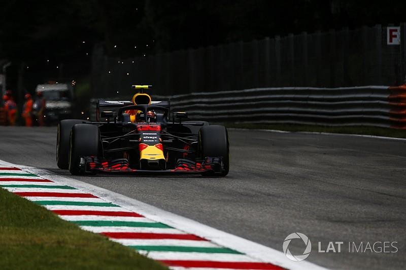 Verstappen dice que el nuevo motor Renault sigue a un segundo