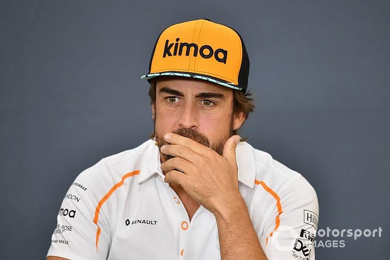 """アロンソ一転、F1復帰の可能性なし?「これで""""さようなら""""だろう」"""