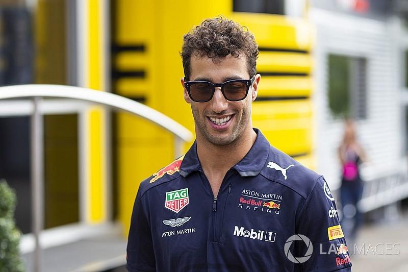 Ricciardo explains timeline for Red Bull split