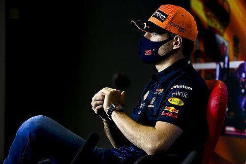 """Verstappen: """"Lo de los límites de pista es porque no me vale ser segundo"""""""