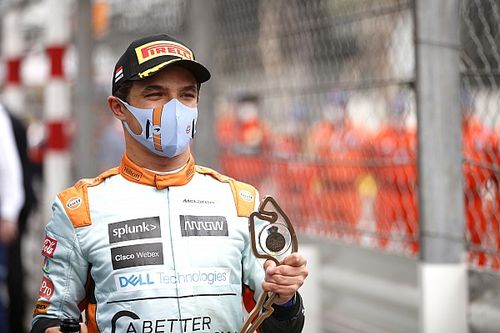 """Brown: Norris """"as fast as anyone on the grid"""" in F1 right now"""