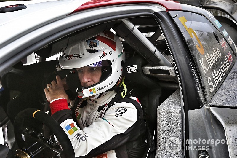 "Meeke apologises for ""bad comments"" about Citroen"