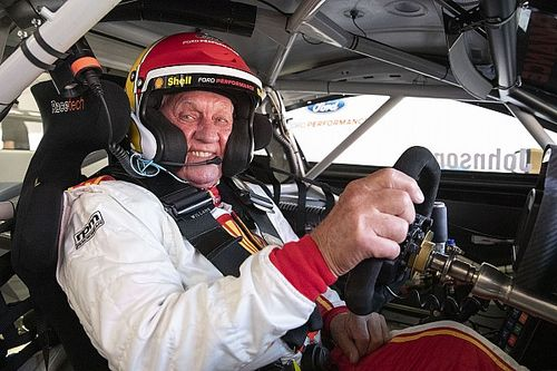 """Boy oh boy they've got grunt"": Johnson on his Supercars return"
