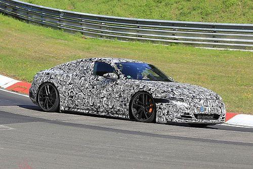 Audi e-tron GT, al Nurburgring è incollata all'asfalto