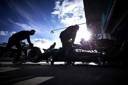 Mercedes, Bottas'ın sorununun ardından güç ünitelerinde değişiklik yaptı