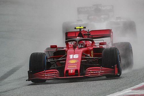 Leclerc recebe punição de grid para GP da Estíria