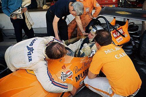 Remembering the legendary Bruce McLaren, over 50 years on