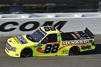Matt Crafton snaps winless streak with Kansas Truck victory