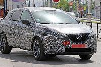 A kémfotók alapján biztosra fog menni a Nissan az új Qashqai esetében