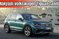 Makyajlı Volkswagen Tiguan yeni motorlara kavuştu