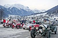 Die Coppa delle Alpi erreicht am Freitag St. Moritz