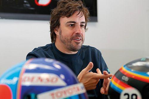 Alonso assina contrato com Renault para voltar à F1 em 2021