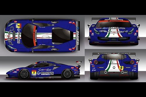 Ferrari brand returns to Super GT with Pacific Racing