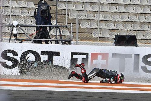 Veiligheid in de MotoGP: Airbags, helmen, laarzen en andere materialen