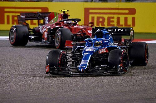 """Alonso: """"La mejora de Ferrari es buena para Carlos y para la F1"""""""