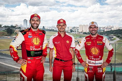 """Stock Car: Agora em """"voo solo"""" do engenheiro Polenta, equipe Shell V-Power quer pódios para Átila e Galid"""